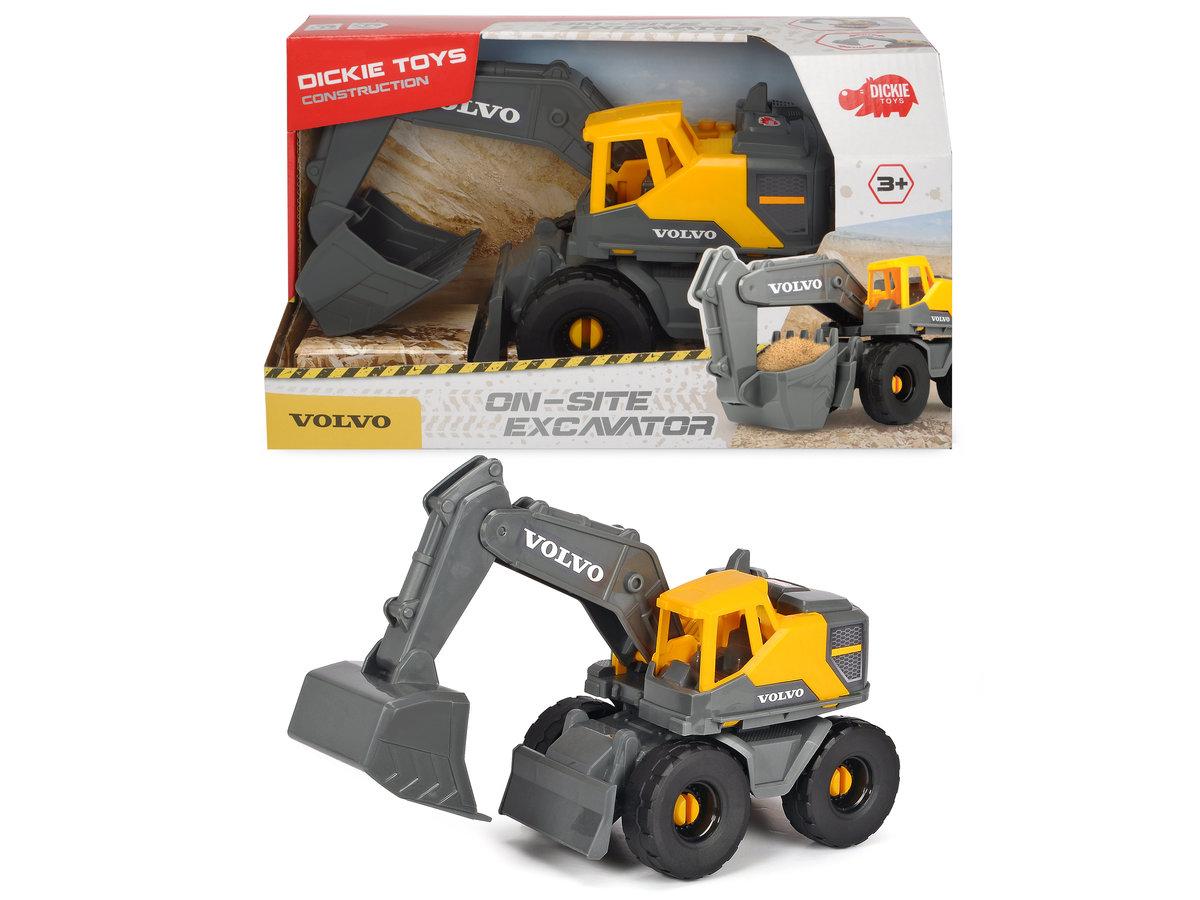 On-Site Excavator