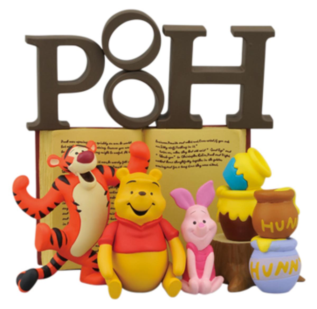 Winnie the Pooh Pile Up (Licensed by Disney)