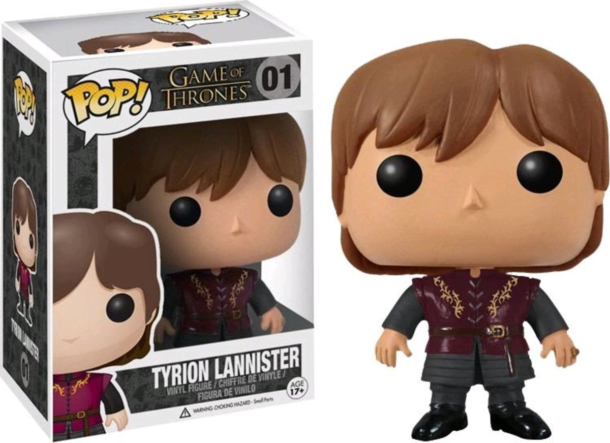 POP GOT: Tyrion Lannister