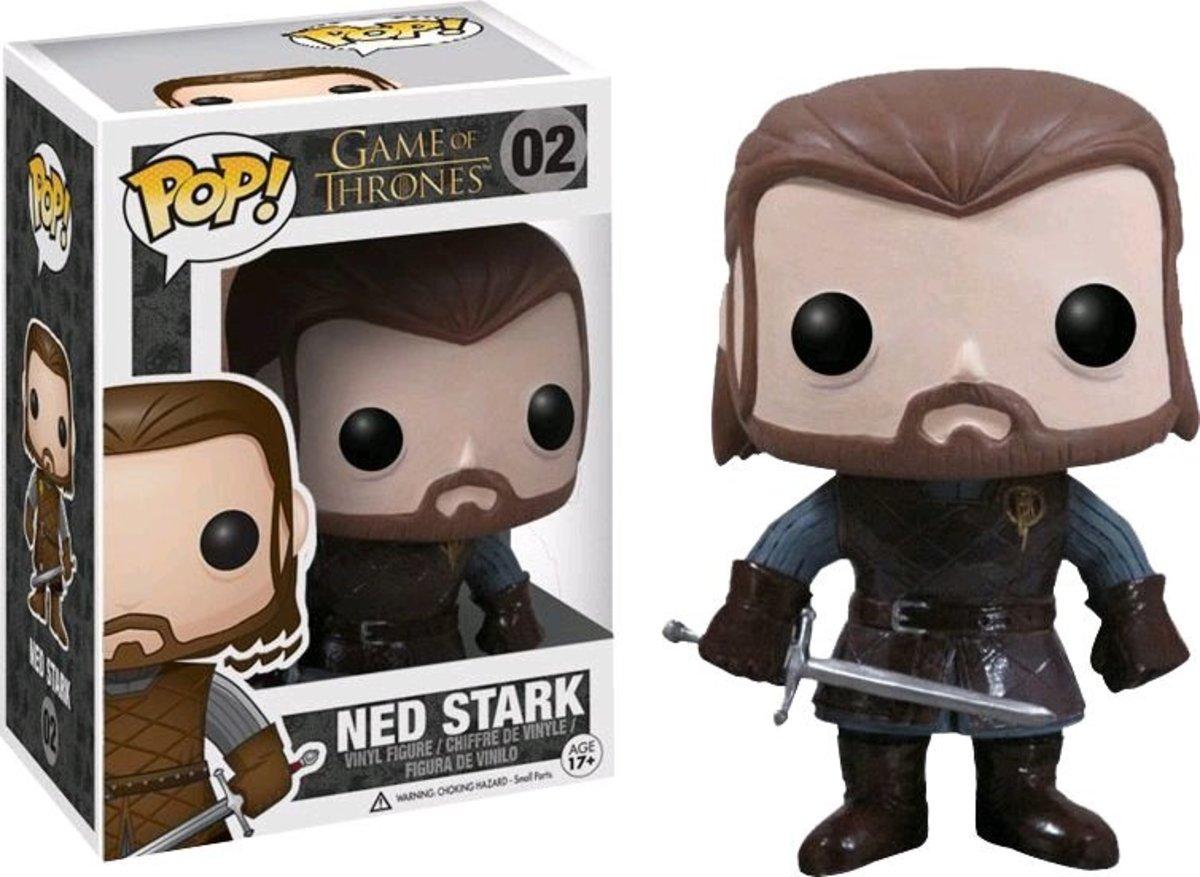 POP GOT: Ned Stark