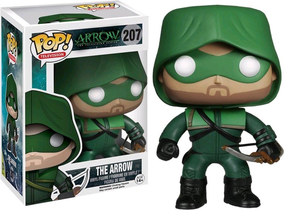 POP TV: Arrow - The 'Arrow'