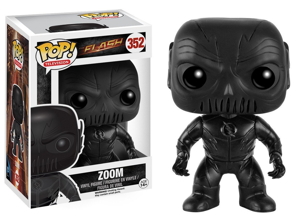 POP TV: The Flash-Zoom