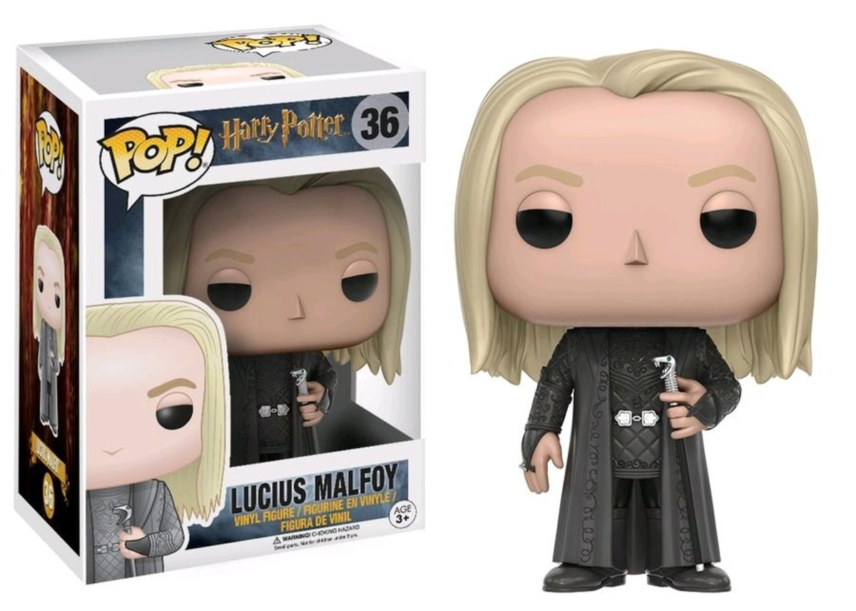 POP Harry Potter: HP- Lucius Malfoy