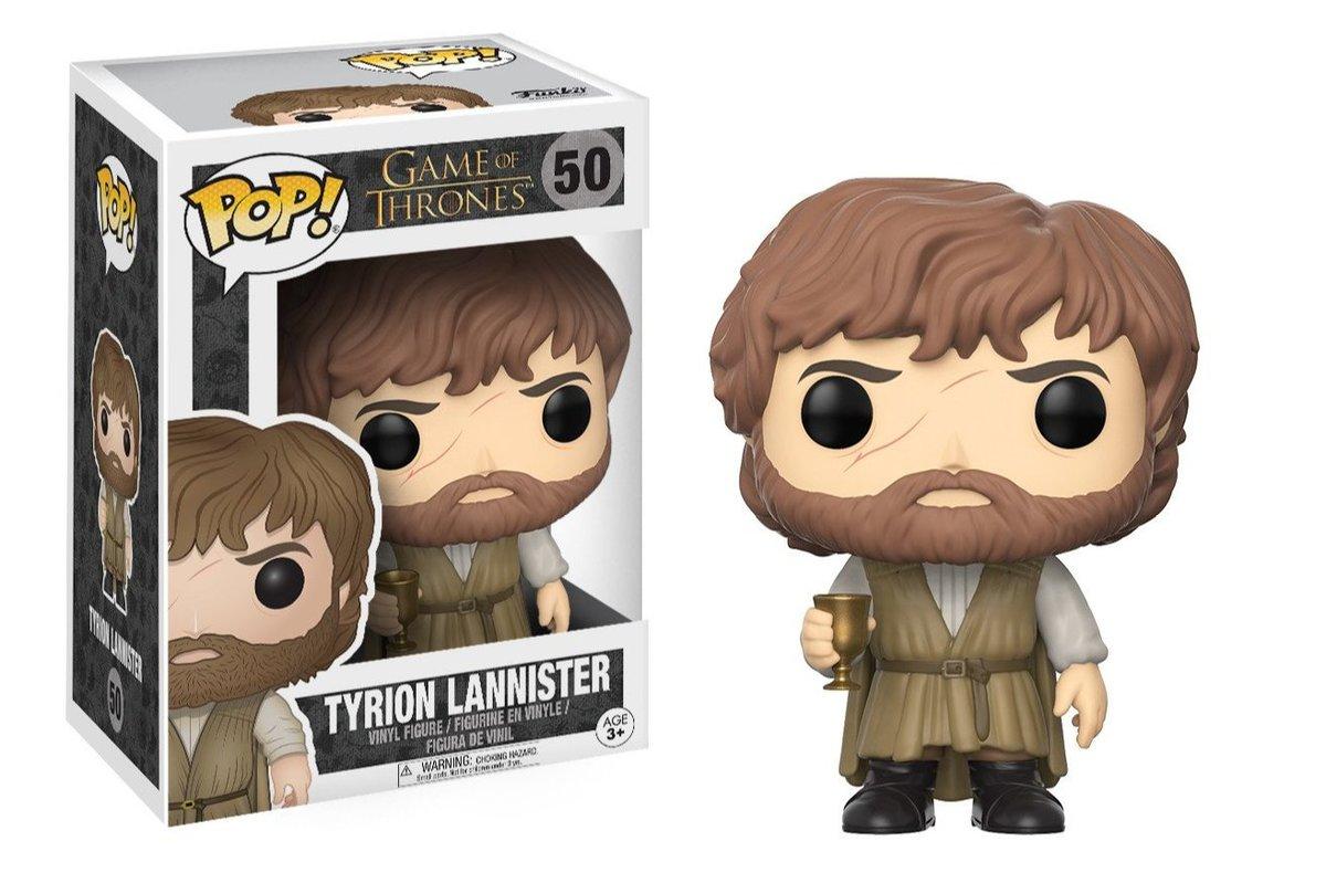 POP 權力遊戲:Tyrion