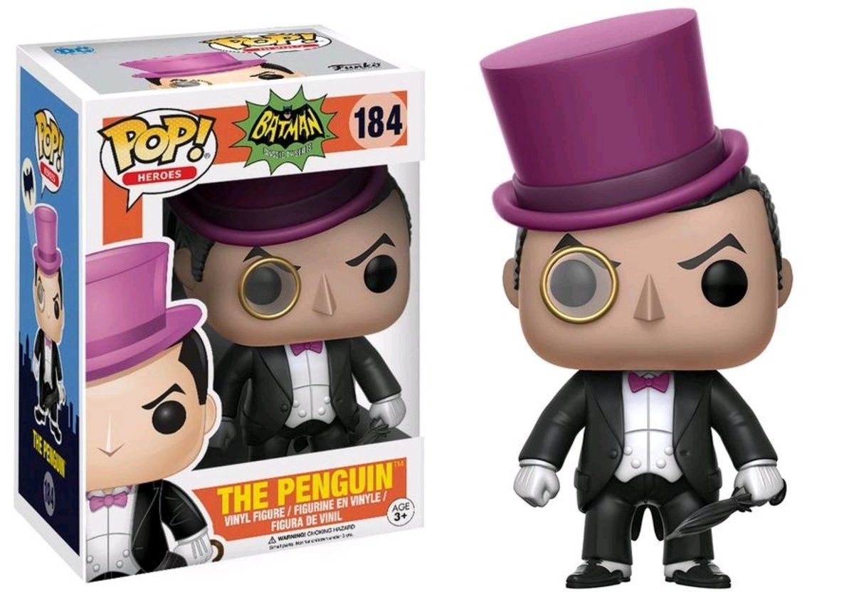 POP DC Penguin