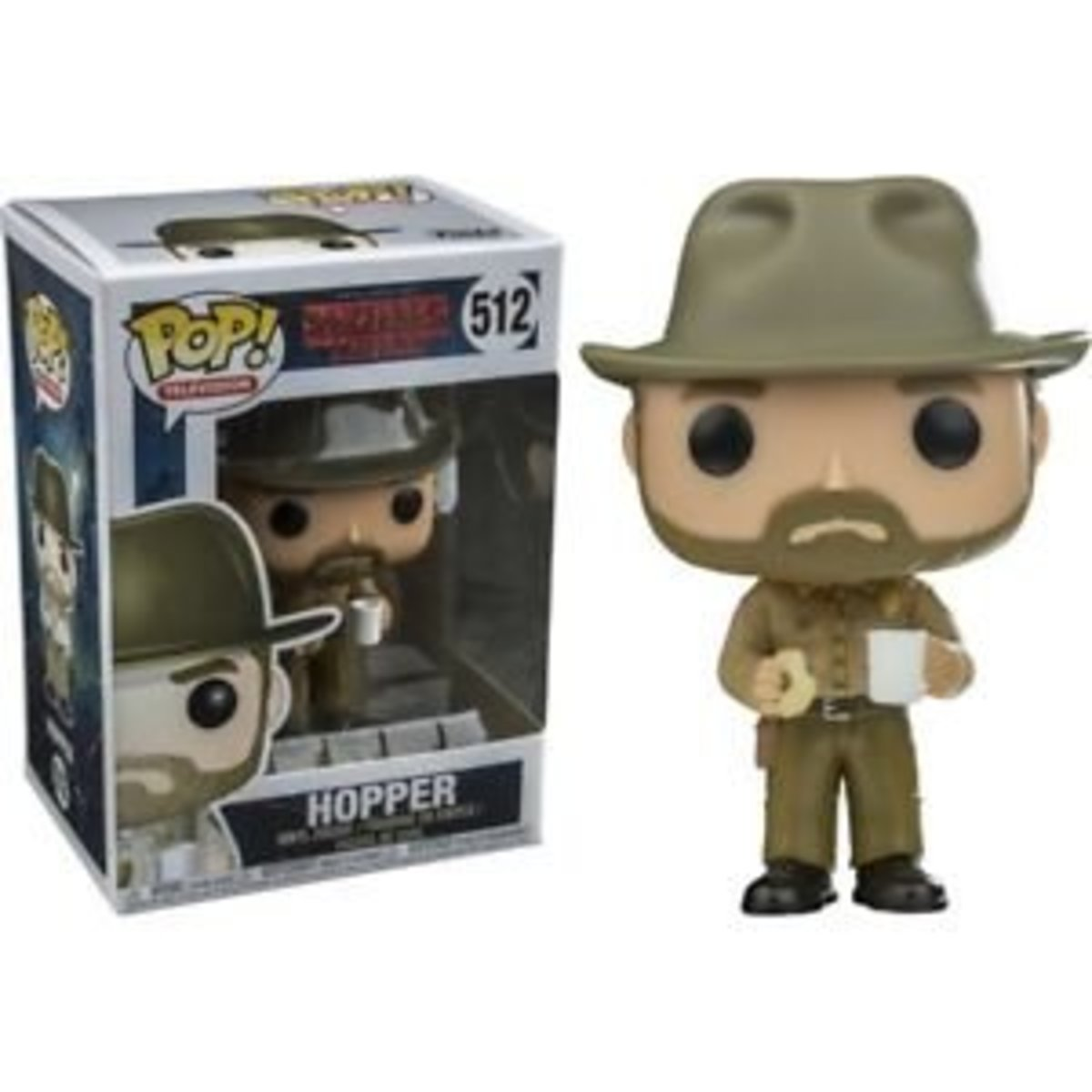 POP Television:ST-Hopper w/Donut  *C