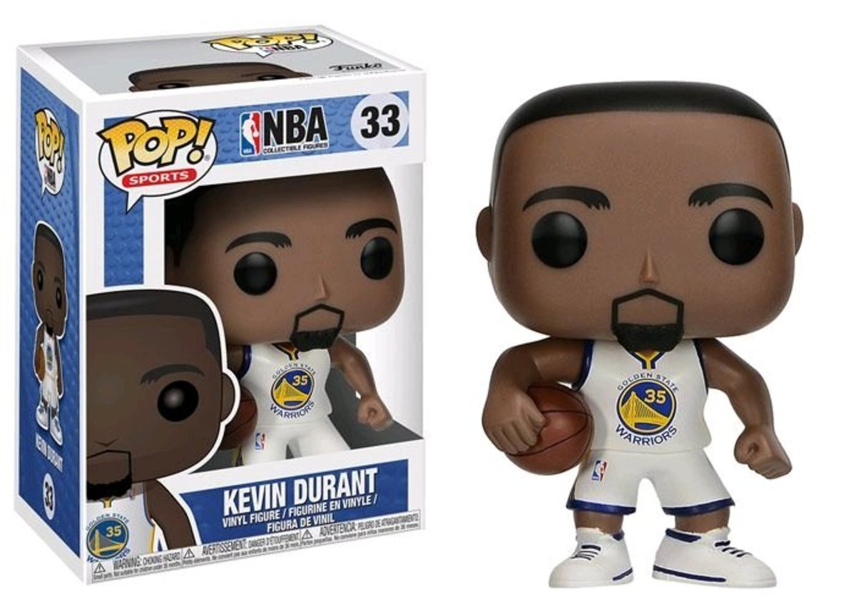 POP NBA: Kevin Durant
