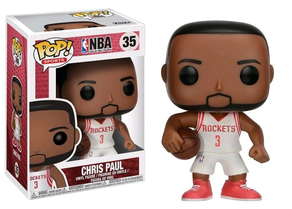POP NBA: Chris Paul