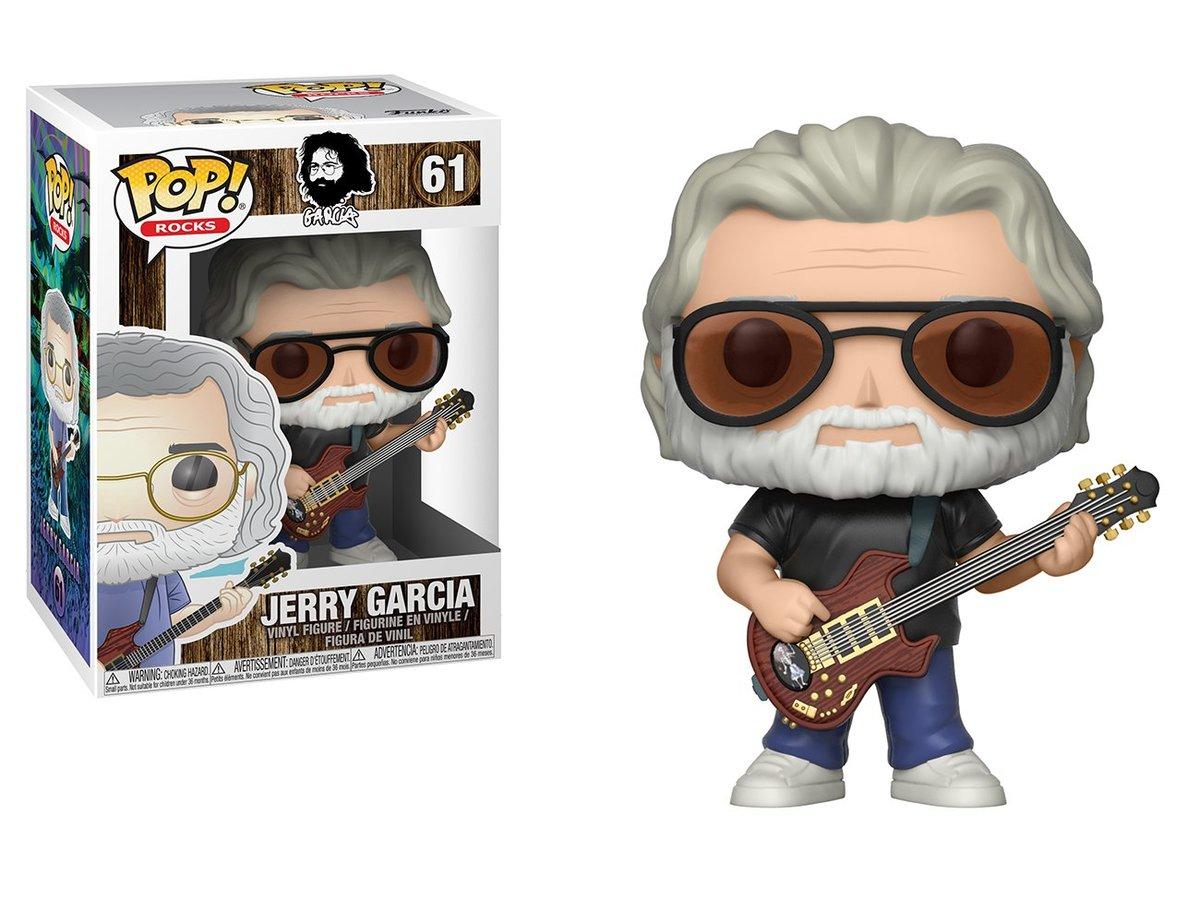 POP Rocks: Jerry Garcia