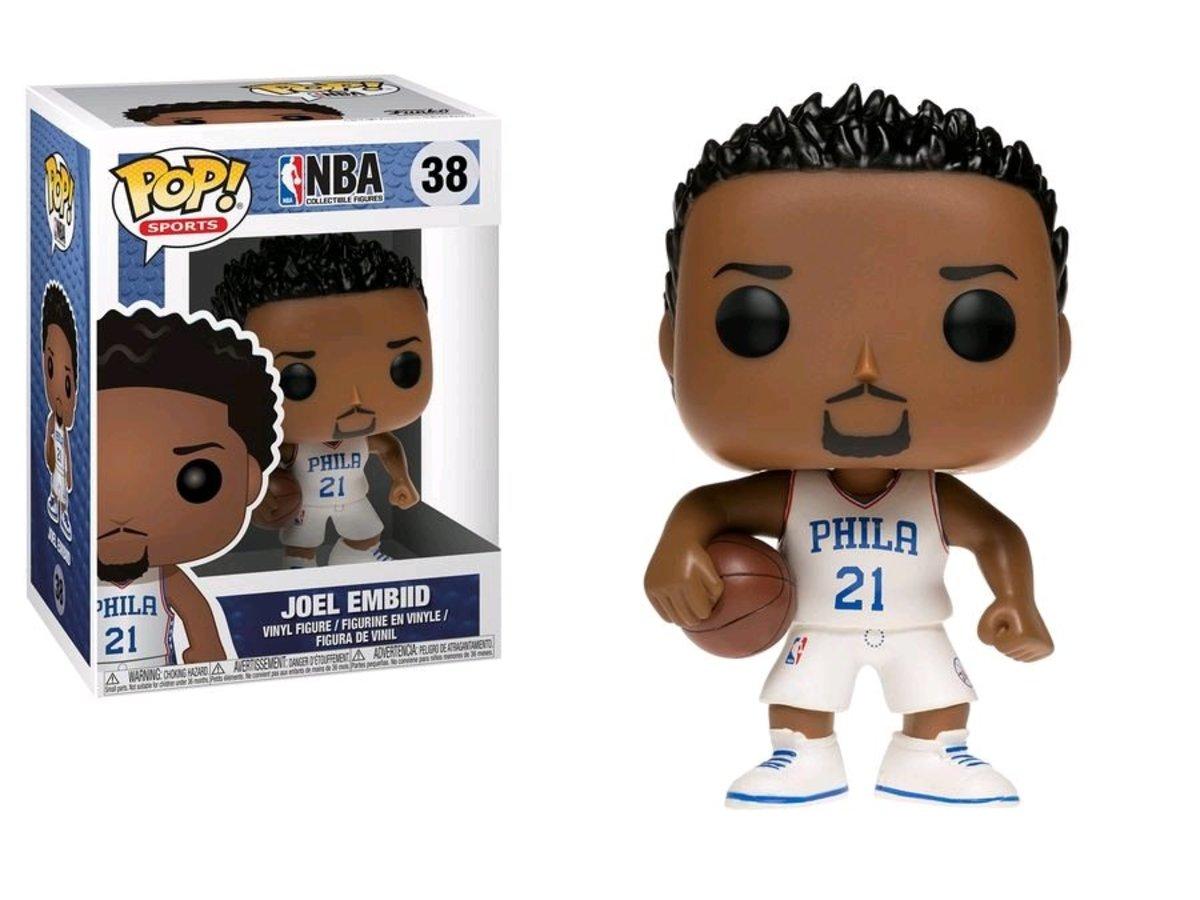 POP NBA: Joel Embiid