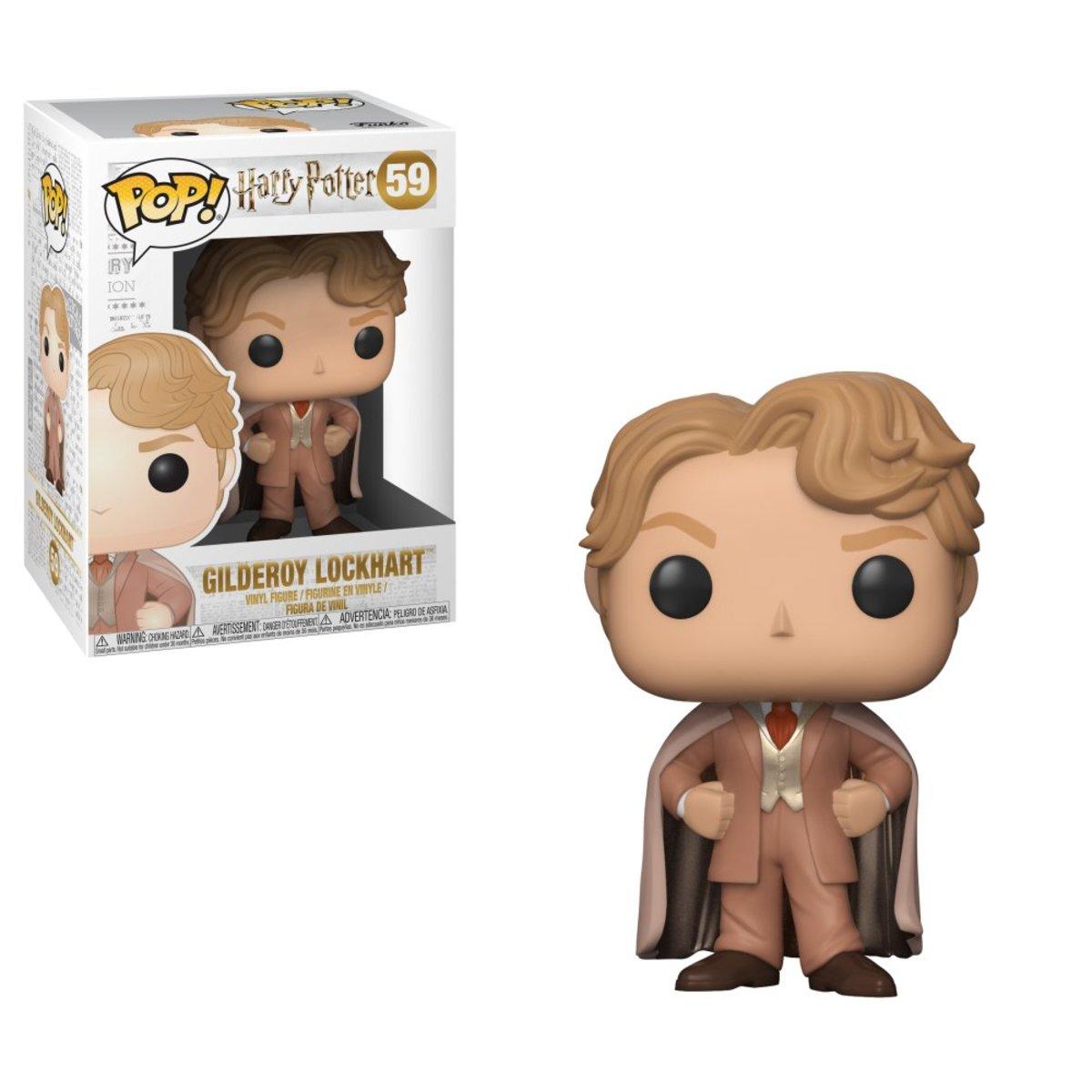 POP HP: S5-Gilderoy Lockhart