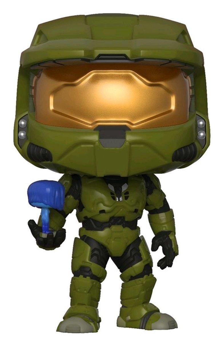 POP Halo: S1-Master Chief w/ Cortana