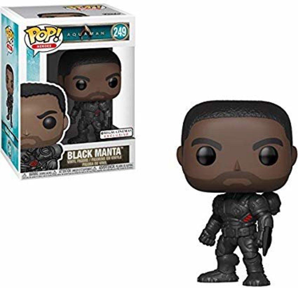 IE POP Heroes:Aquaman-Unmasked Black Manta
