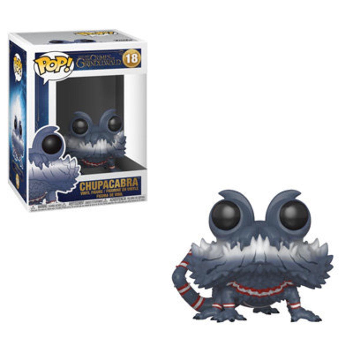 POP 怪獸與葛林戴華德之罪 - Chupacabra
