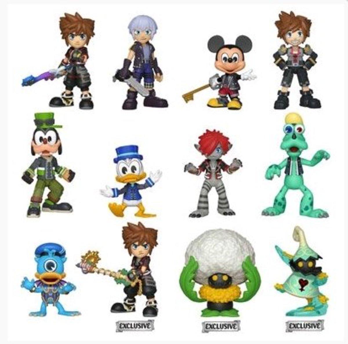 IE Mystery Minis: Kingdom Hearts 3 [Random]