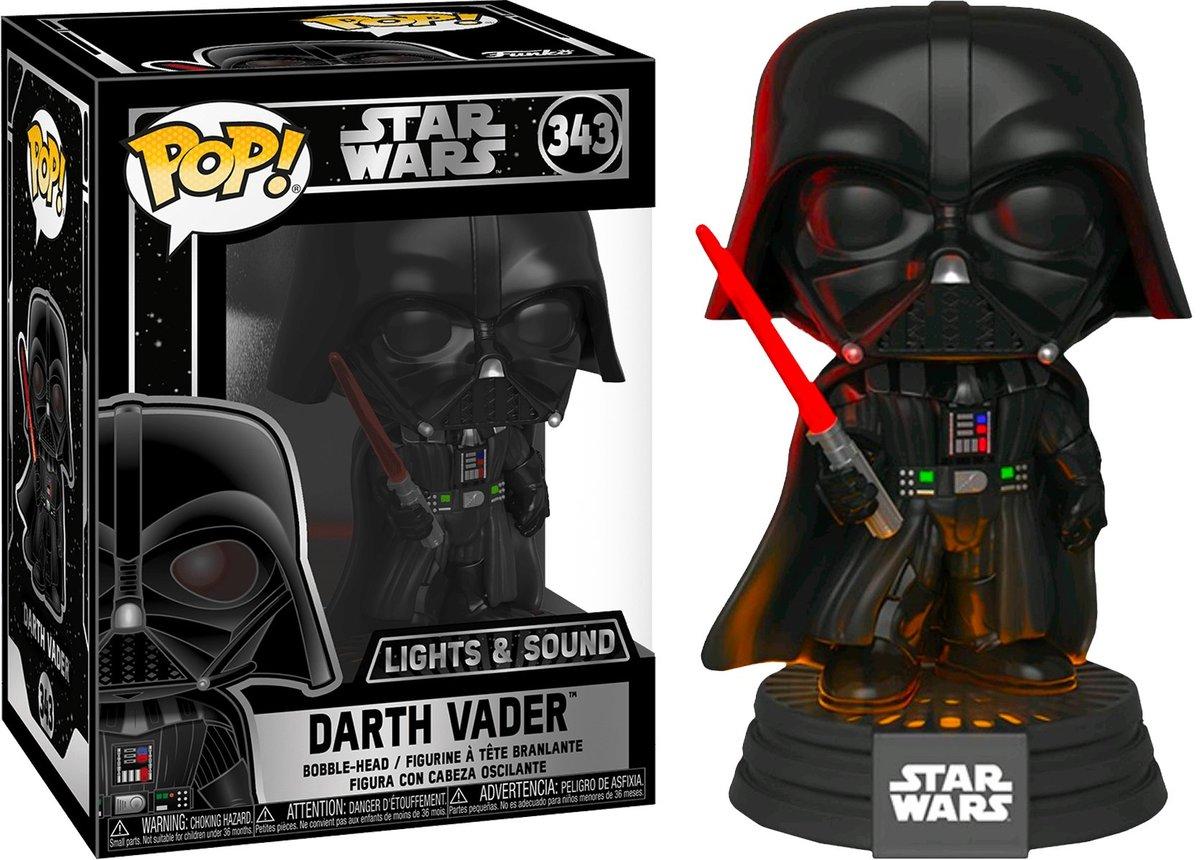 POP Star Wars: Darth Vader Electronic [Licensed by Disney]