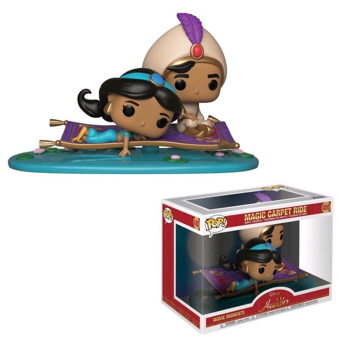 Movie Moment: Aladdin-Magic Carpet Ride [Licensed by Disney]