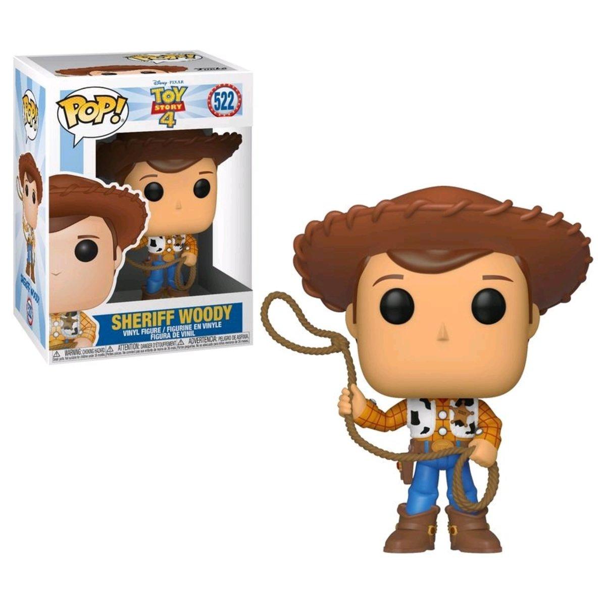 POP Disney: Toy Story 4 - Woody [Licensed by Disney]
