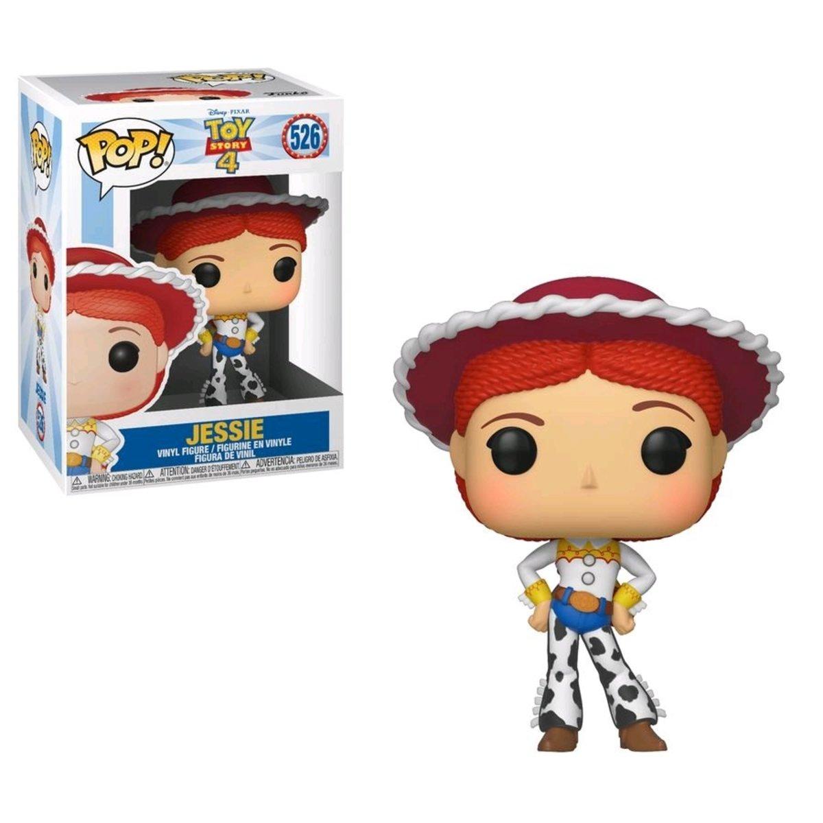 POP Disney: Toy Story 4 - Jesse [Licensed by Disney]