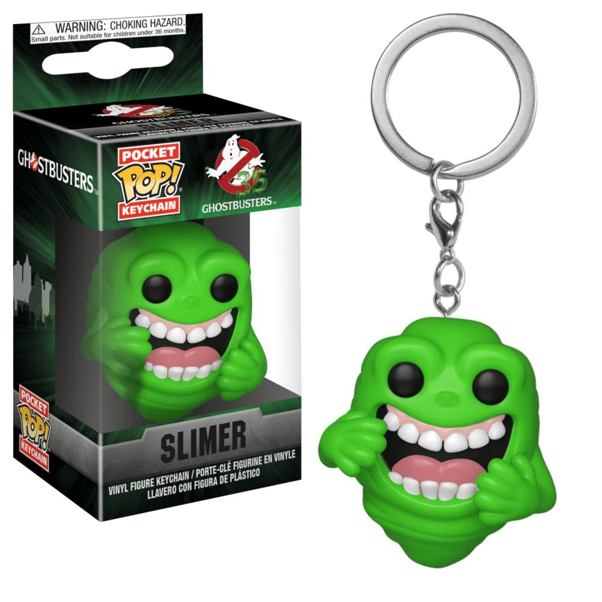 POP Keychains:Ghostbusters - Slimer