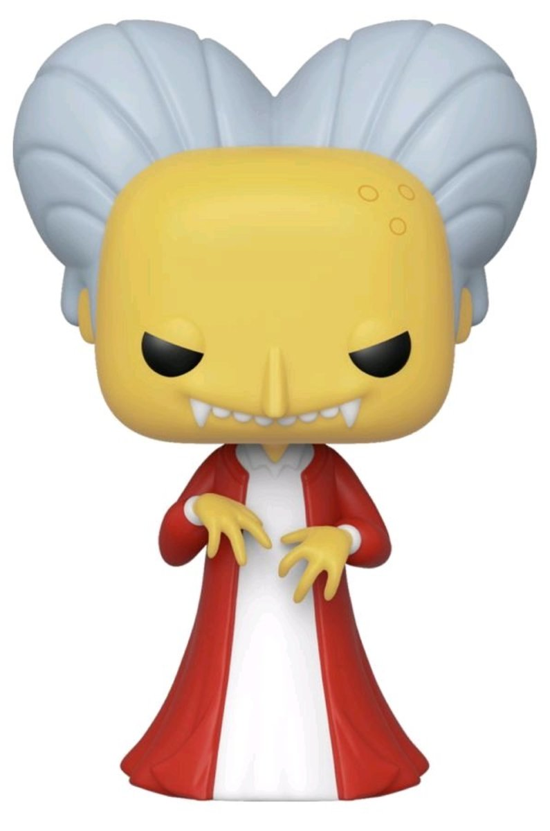 IE POP Simpsons - Simpsons - Mr Burns as Dracula NYCC 2019