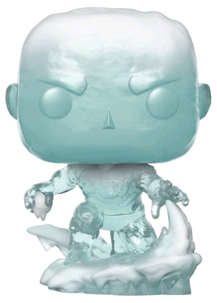 POP Marvel:80th-First Appearance-Iceman [Licensed by Disney]