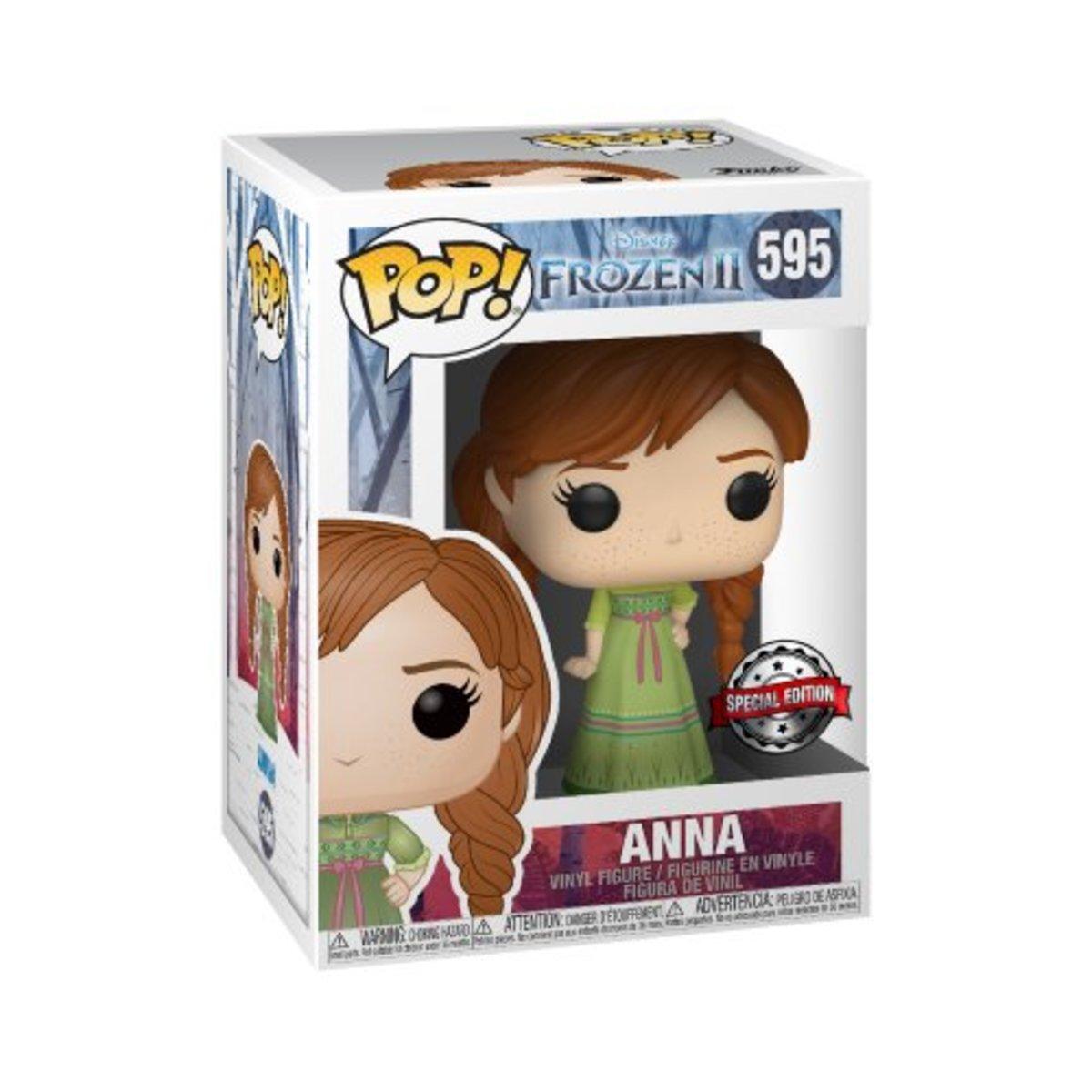 IE POP Disney: Frozen II - Anna Nightgown [Licensed by Disney]