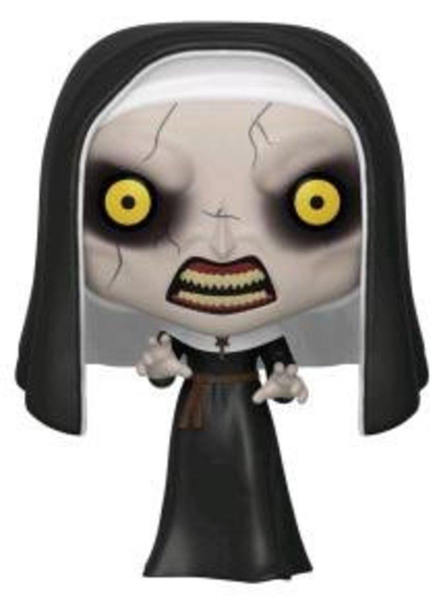 POP Movies: The Nun-Demonic Nun