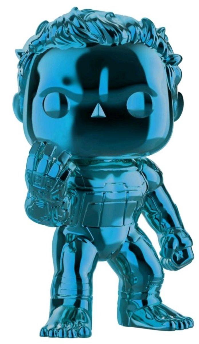 IE POP Marvel 復仇者聯盟4 Endgame - Hulk (藍色) [迪士尼許可產品]