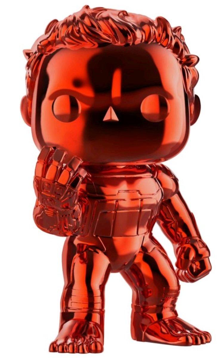 IE POP Marvel: Avengers Endgame-W2-Hulk (RD)(CH) [Licensed by Disney]