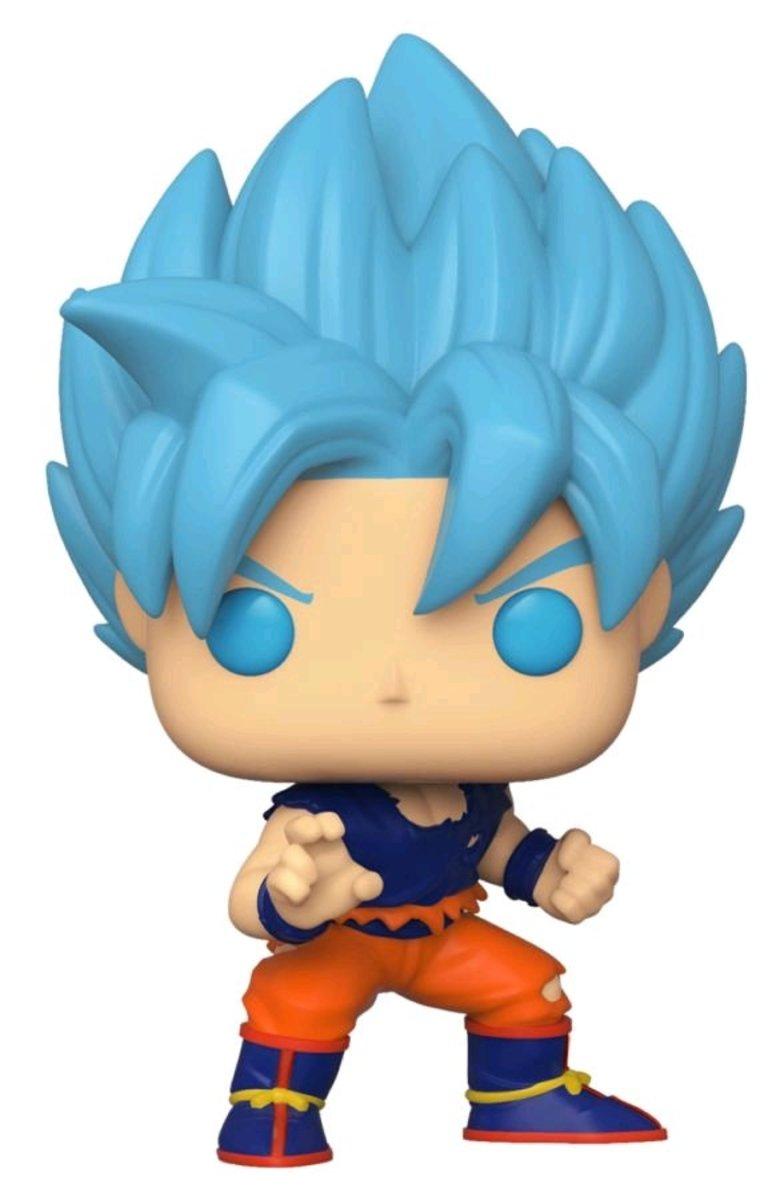 IE POP Animation: DBS- SSGSS Goku