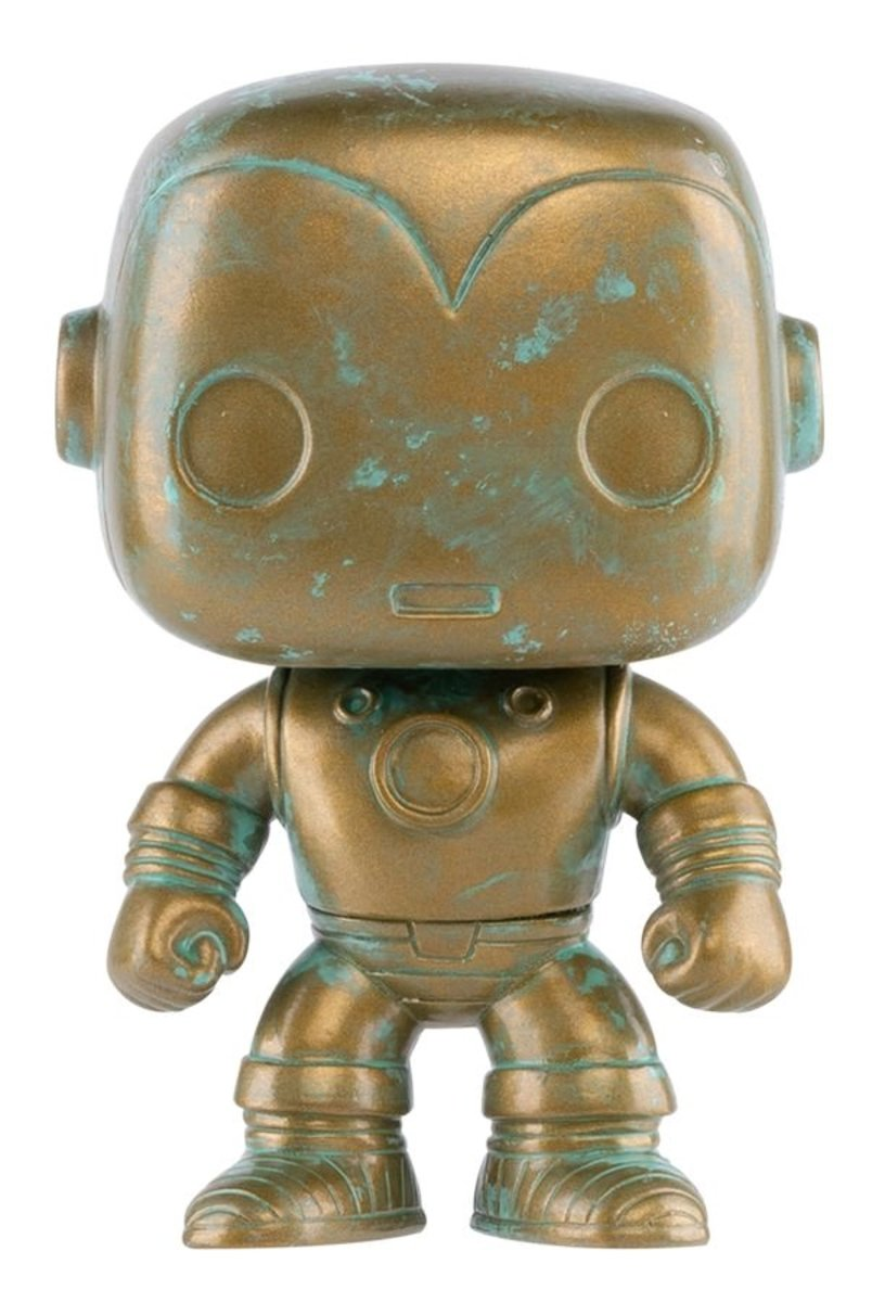 IE POP Marvel: Marvel 80th-Iron Man (PT) [Licensed by Disney]