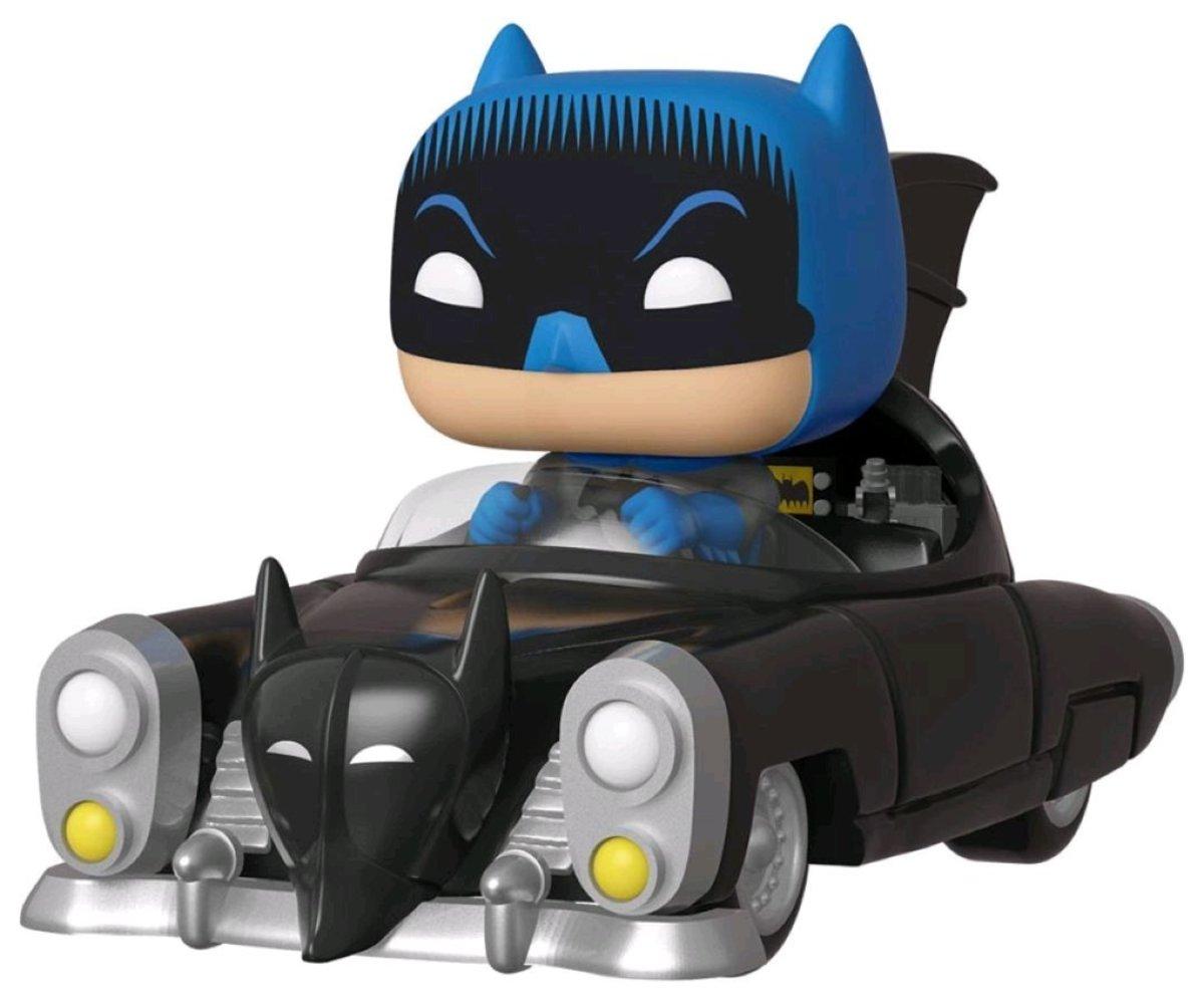 IE POP Rides: Batman 80th-1950 Batmobile (MT)