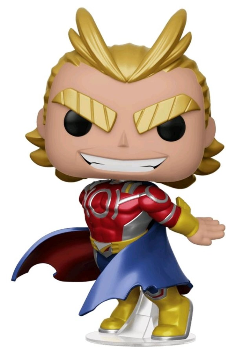 IE POP Animation: MHA S3 - All Might (MT)