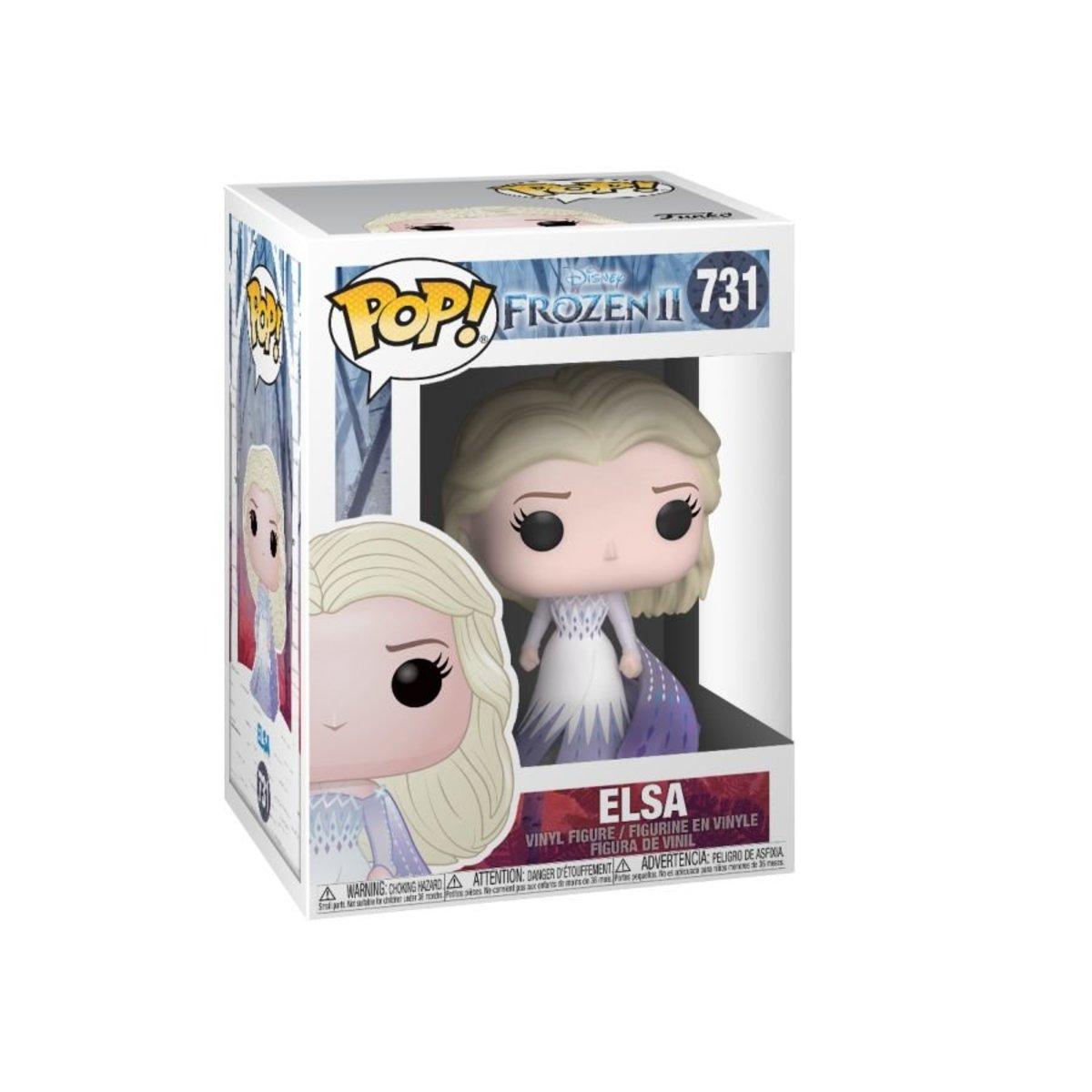 POP Disney: Frozen II-Elsa Epilogue Dress(Licensed by Disney)