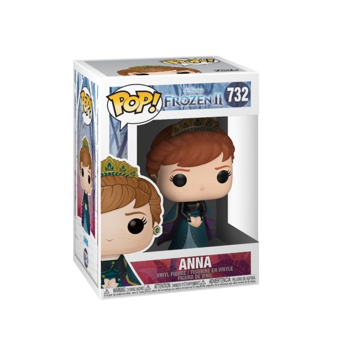 POP Disney: Frozen II - Anna Epilogue Dress(Licensed by Disney)