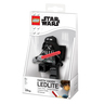 LEGO Star Wars Darth Vader Headlamp with Silicon Lightsaber (Licensed by Disney)