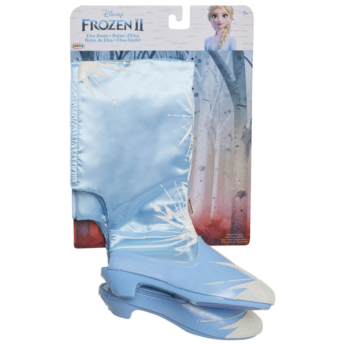Frozen 2: Anna & Elsa Boot Asst [Licensed by Disney] [Random]