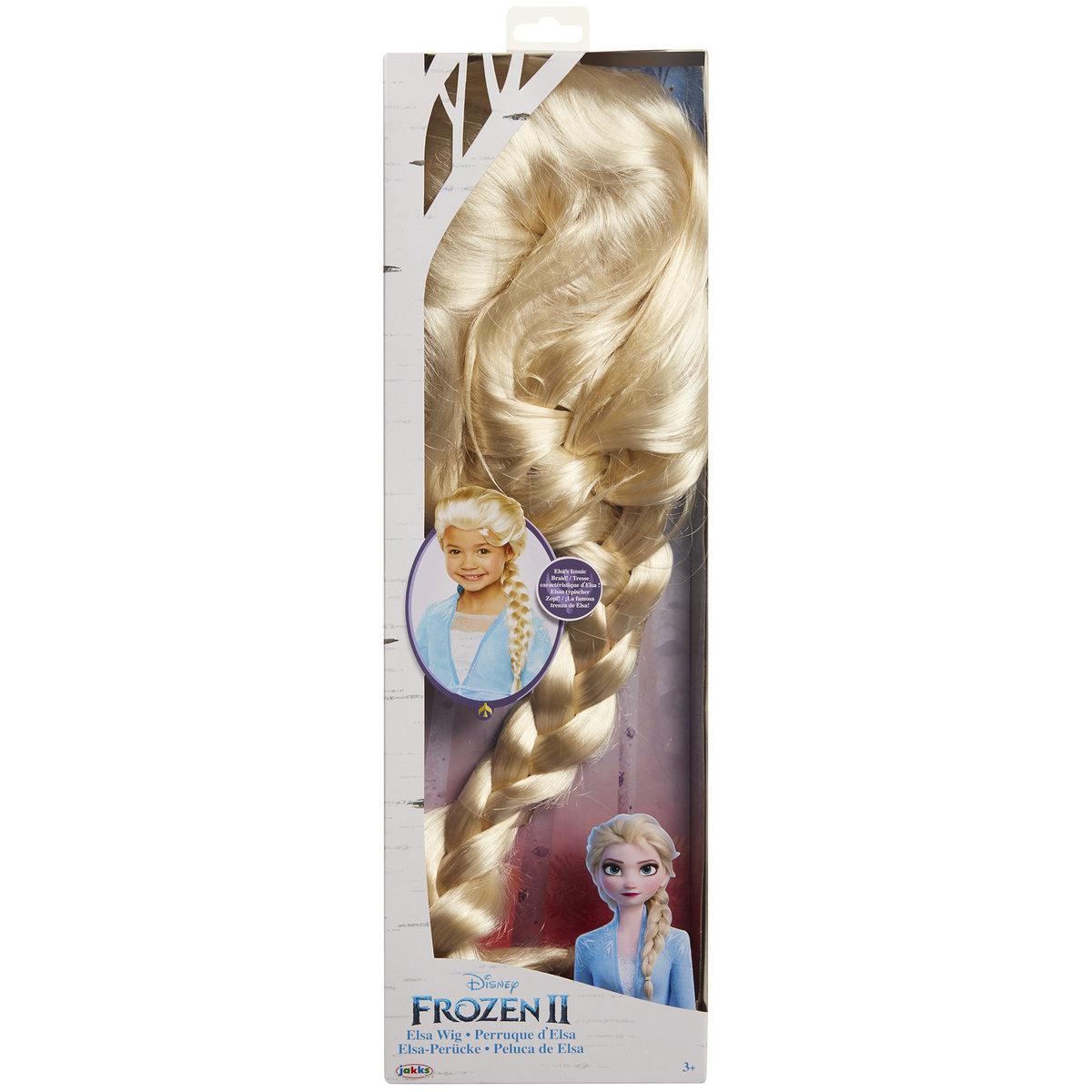 Frozen 2: Anna & Elsa Wig Asst [Licensed by Disney] [Random]