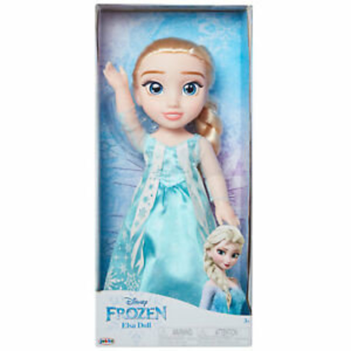 Forzen Core Large Doll - Elsa (2019) [Licensed by Disney]
