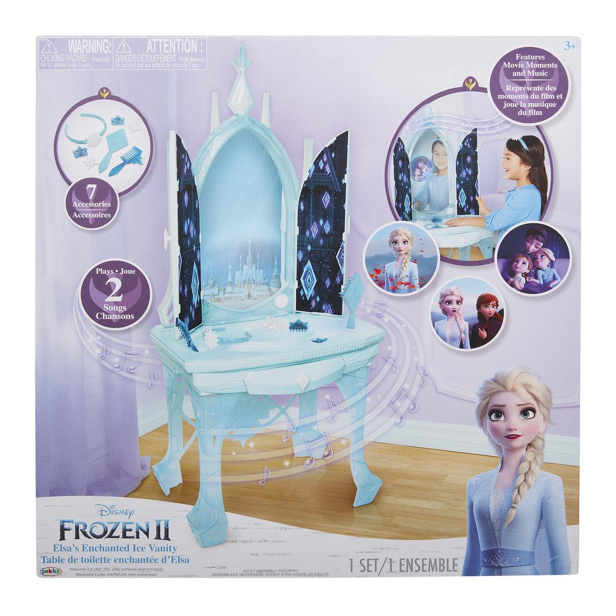 Frozen 2 Elsa Feature Vanity [Licensed by Disney]