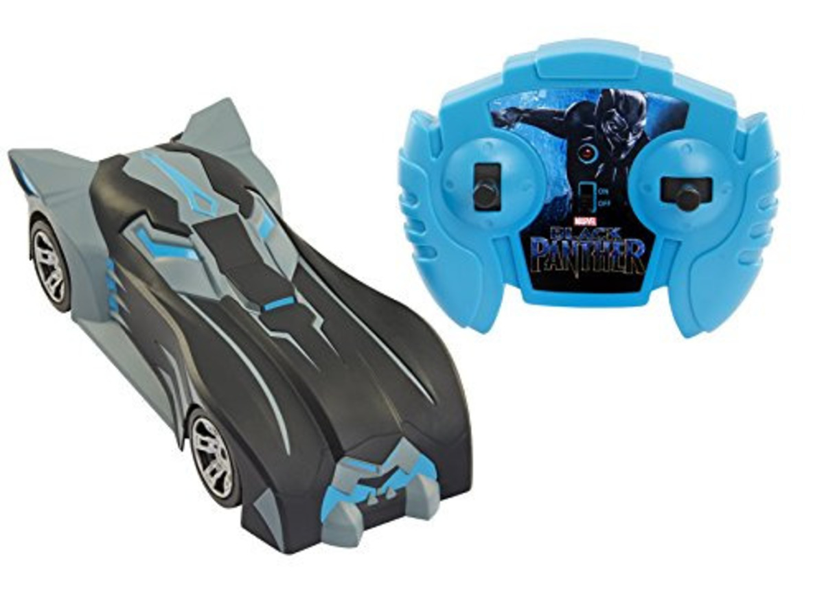 Black Panther RC Stealth Cruiser