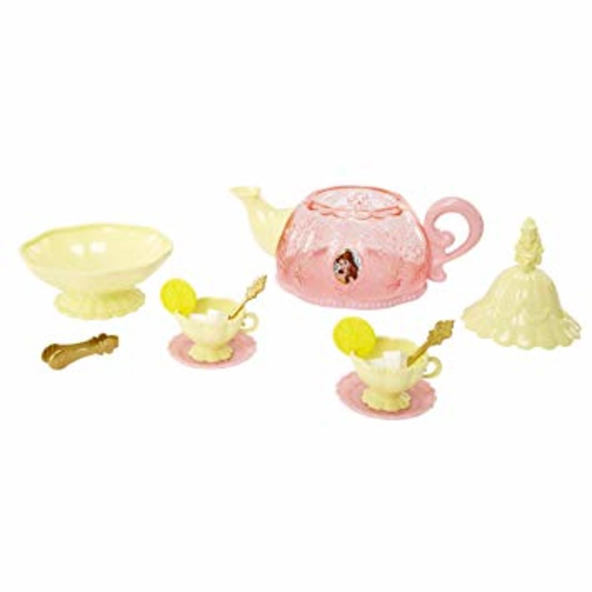 茶壺 - 貝兒公主