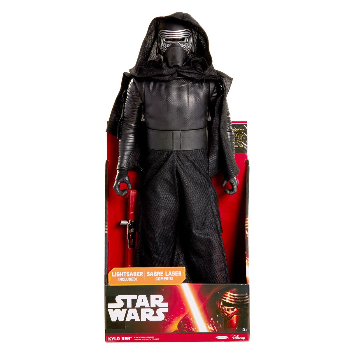 """Star Wars 18"""" Kylo Ren (Licensed by Disney)"""