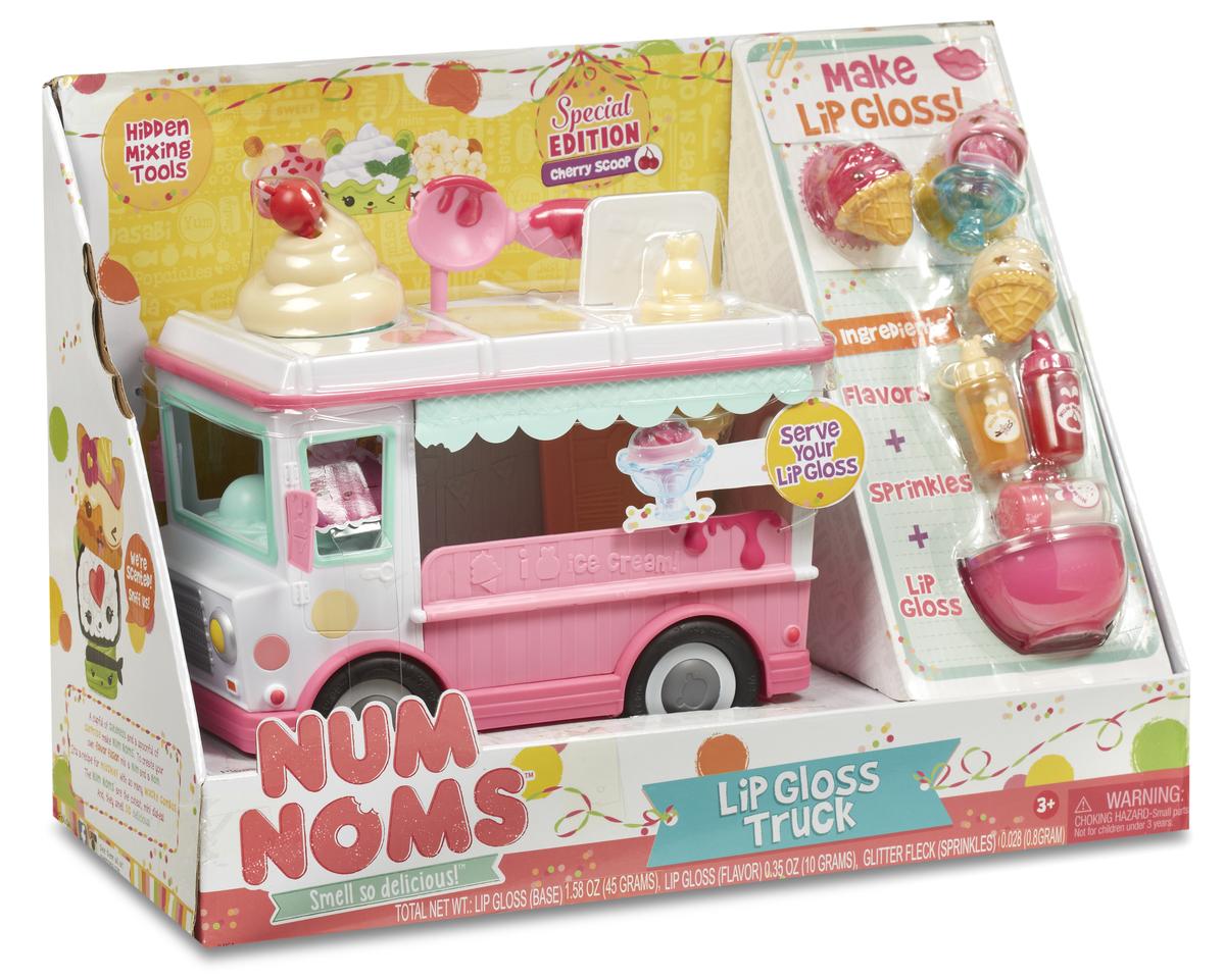Lipgloss Truck