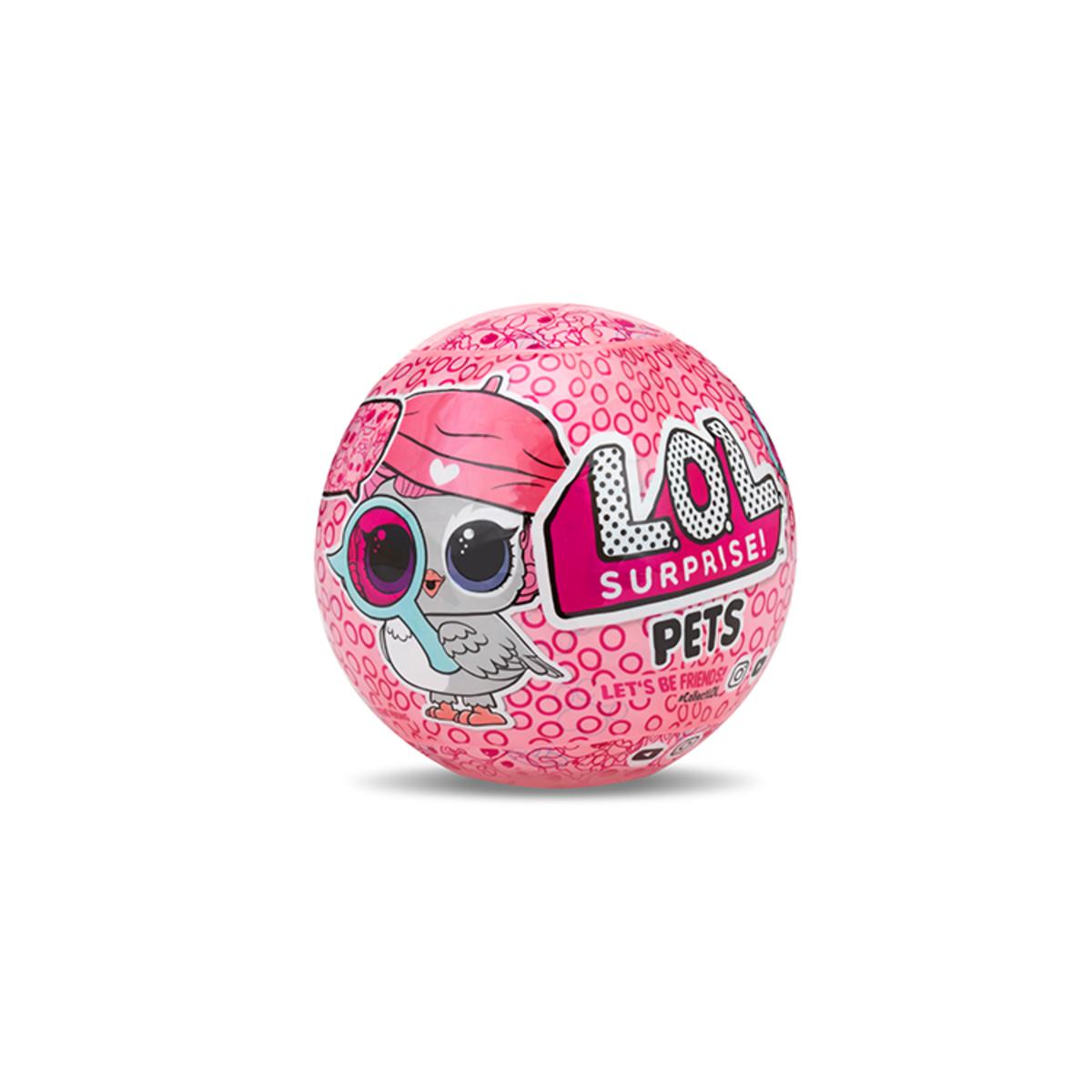 Surprise Pets Asst in PDQ (Series 4)