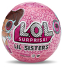 Surprise Lil Sisters Asst.in PDQ (Series 4)
