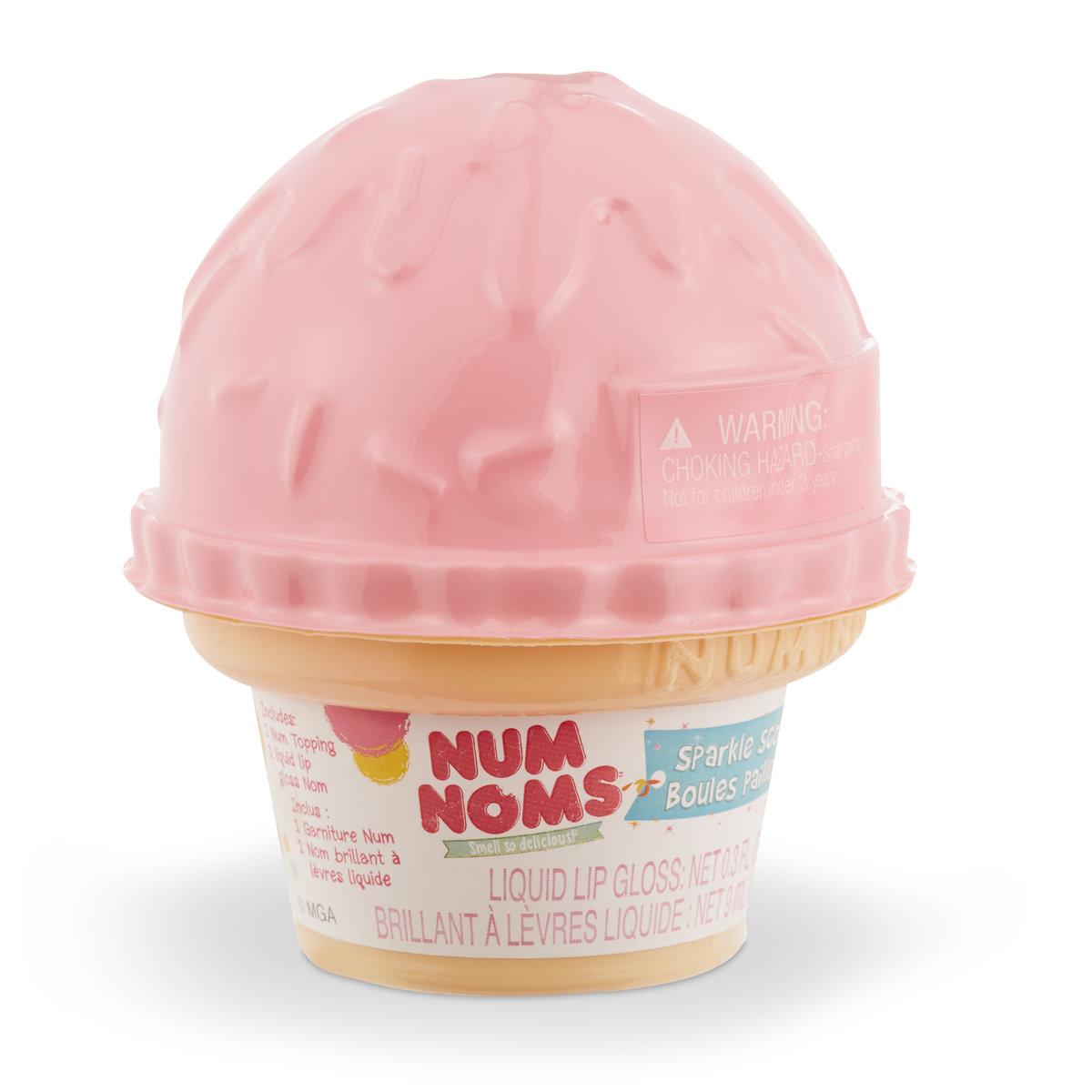 Num Noms 雪糕球唇彩套裝 [隨機發送]