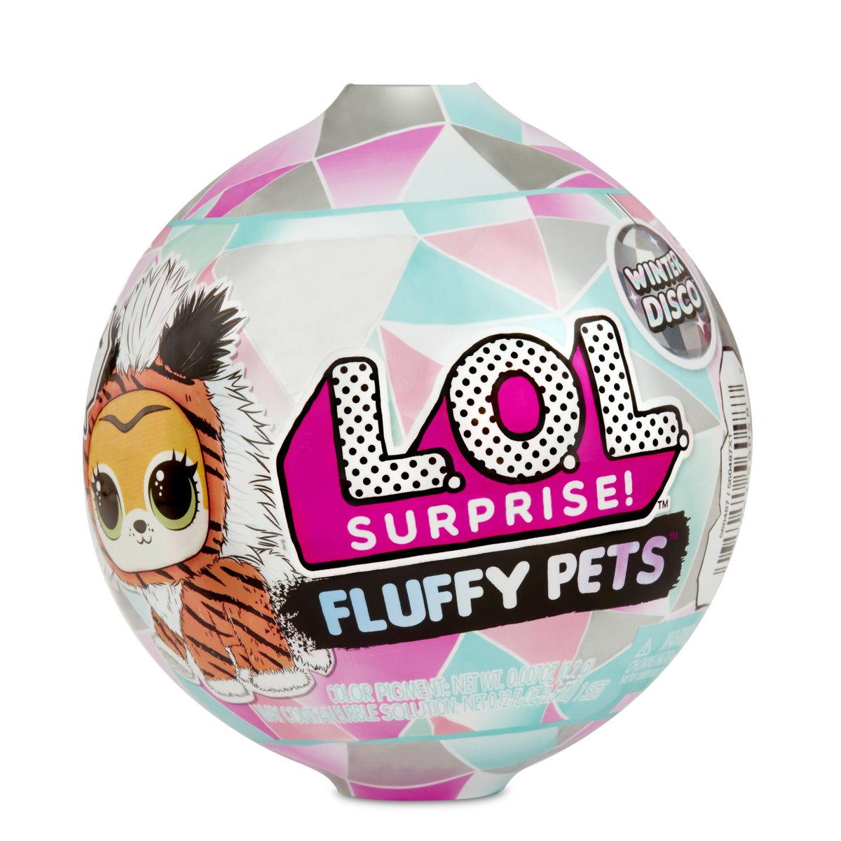 L.O.L. Surprise Fluffy Pets Asst [Random]