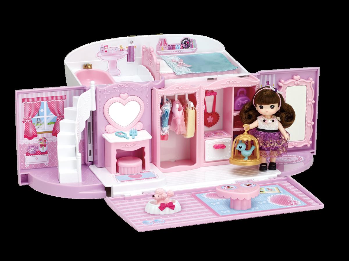 Little Mimi Bag House DX